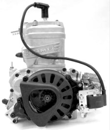 The IAME X30 Engine
