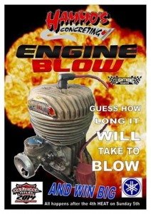 Promo for the Engine Blow Challenge