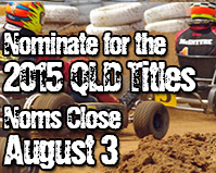 QLD 2015 Titles