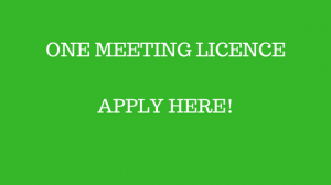 ONE MEETING LICENCE