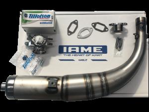 IAME components